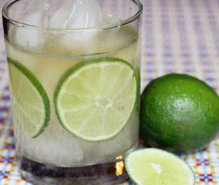Nalewka z limonki